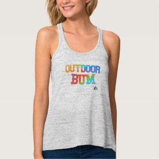 Rainbow Outdoor Bum Shirt