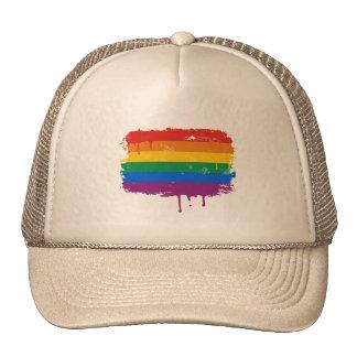 Rainbow Paint Cap