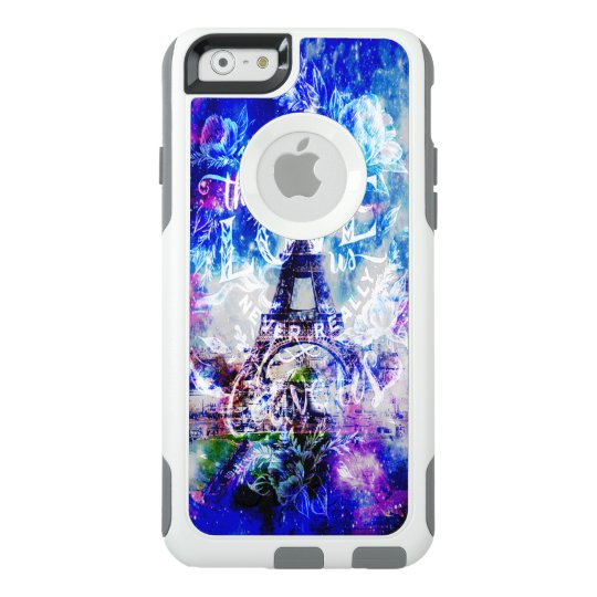 Rainbow Parisian Dreams of the Ones that Love Us OtterBox iPhone 6/6s Case