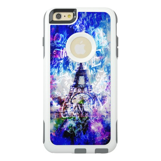 Rainbow Parisian Dreams of the Ones that Love Us OtterBox iPhone 6/6s Plus Case
