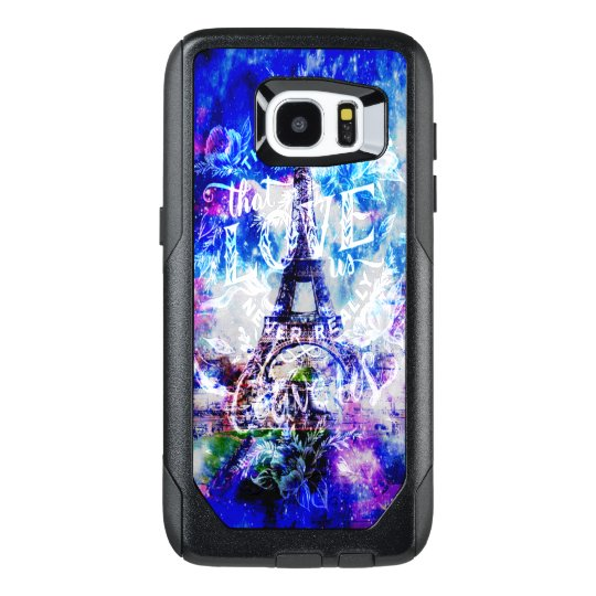 Rainbow Parisian Dreams of the Ones that Love Us OtterBox Samsung Galaxy S7 Edge Case