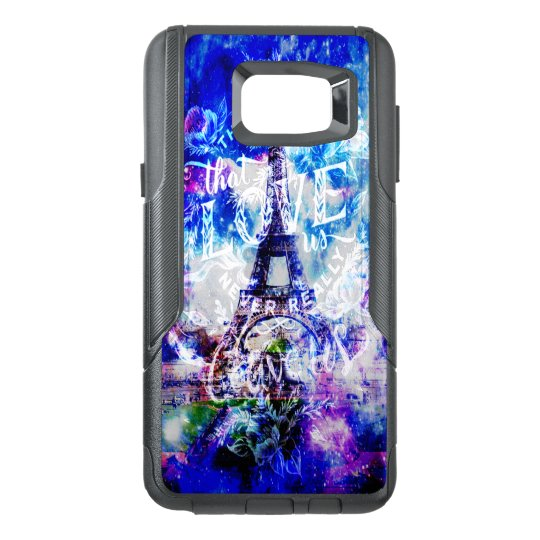 Rainbow Parisian Dreams of the Ones that Love Us OtterBox Samsung Note 5 Case