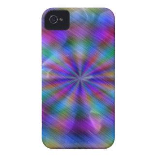 Rainbow  pattern  Blackberry Bold Case