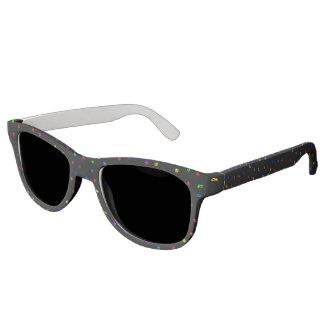 Rainbow Pawprint Sunglasses