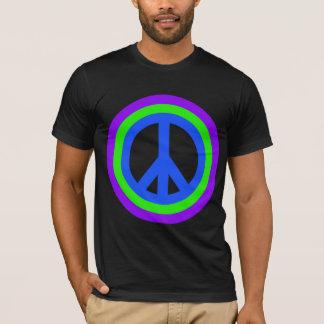 Rainbow Peace Sign T-shirt