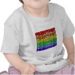 Rainbow Phlebotomist T-shirts