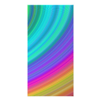 Rainbow Picture Card
