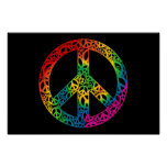 Rainbow Pieces of Peace