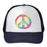 Rainbow Pieces of Peace Cap
