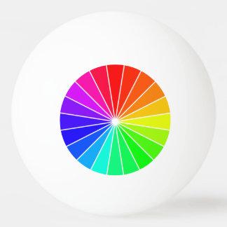Rainbow Ping Pong Balls Rainbows Sports Fun