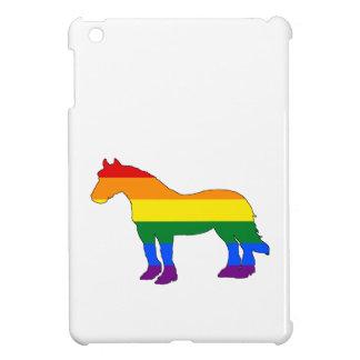 Rainbow Pitbull Case For The iPad Mini