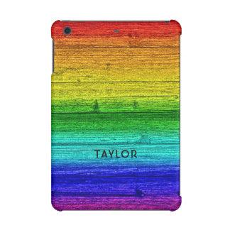 Rainbow Planks custom name device cases
