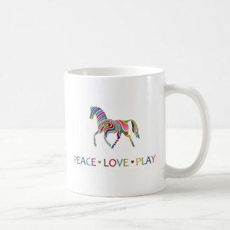 Rainbow Pony Coffee Mug