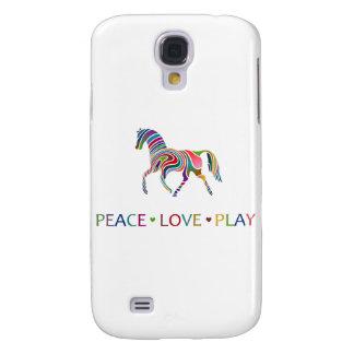 Rainbow Pony Galaxy S4 Cases