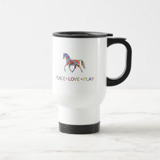Rainbow Pony Mug