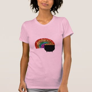 rainbow pot o' gold T-Shirt