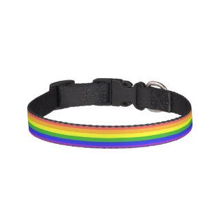 RAINBOW PRIDE Dog Collar