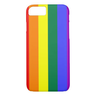 RAINBOW PRIDE. GAY PRIDE iPhone 7 CASE. iPhone 8/7 Case