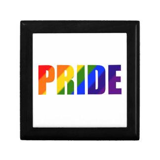 rainbow pride jewelry box