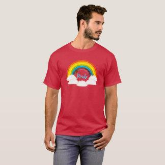 Rainbow Pride Retro T-Shirt