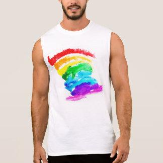 Rainbow Pride Sleeveless Shirt