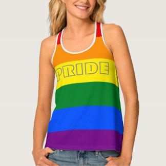Rainbow Pride Tank Top