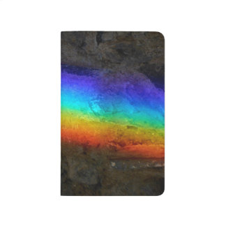 Rainbow Prism Customizable Journal