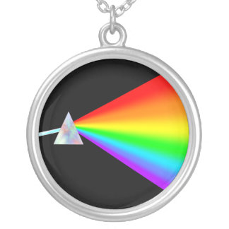 Rainbow Prism Necklace