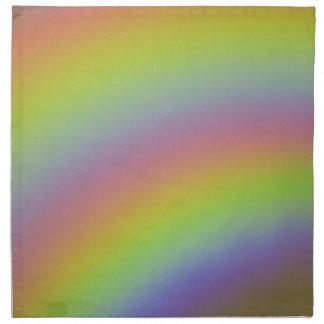 Rainbow Product Napkin