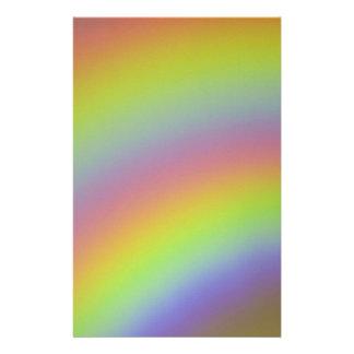 Rainbow Product Stationery