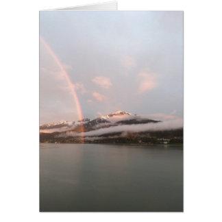 Rainbow Promise Card