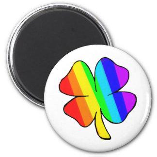 Rainbow Proud to Be Irish Magnet