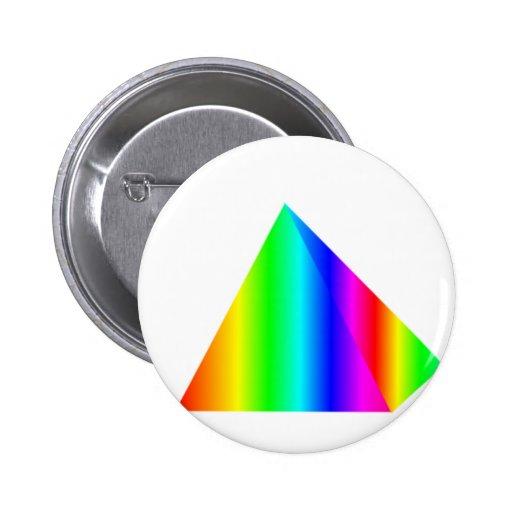 Rainbow Pyramid Pins