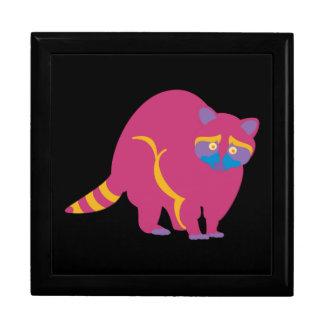 Rainbow Raccoon Gift Box