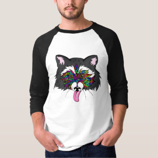Rainbow Raccoon T-Shirt