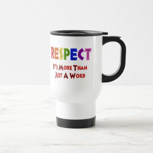Rainbow Respect Mug