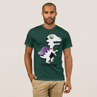 Rainbow Rex Drag Queen T-Shirt