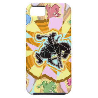 Rainbow Rodeo. iPhone 5 Cover