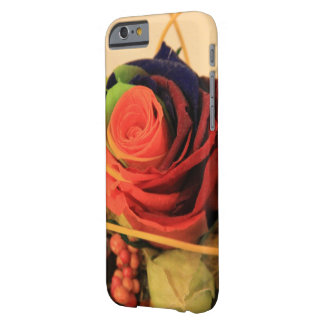Rainbow Rose Barely There iPhone 6 Case
