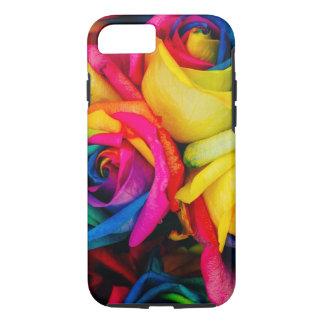Rainbow Roses Phone Case