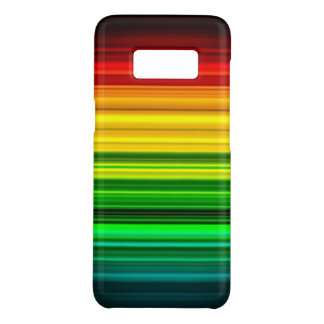 Rainbow Samsung 8 Barely-there Phone Case