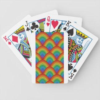 rainbow scales poker deck