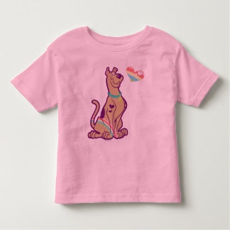 Rainbow Scooby-Doo Toddler T-Shirt