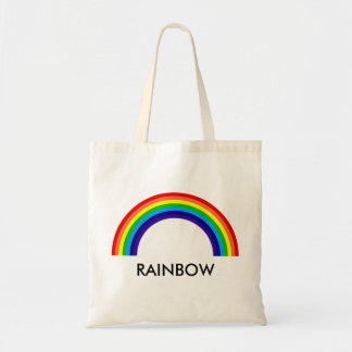 Rainbow Shopping Bag