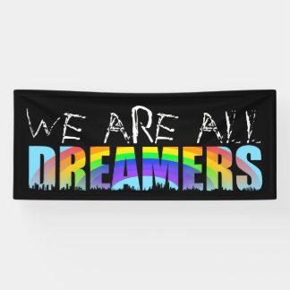 Rainbow Skyline Daca Dreamers 1 Banner