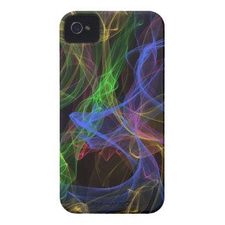 Rainbow Smoke BlackBerry Bold Case