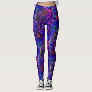 Rainbow Space Alien Pants