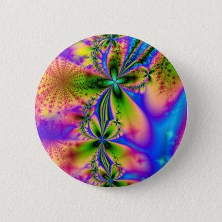 Rainbow Sparkles Button