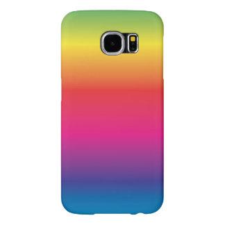 Rainbow Spectrum Prism Image Template