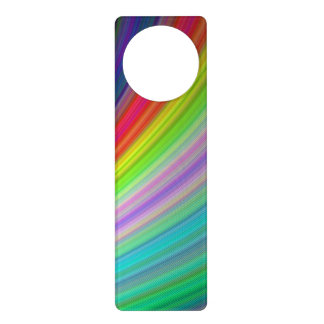 Rainbow speed door hanger